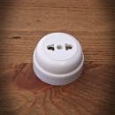 retro electrical socket