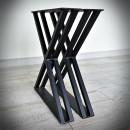 steel leg x type