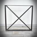 table top steel leg